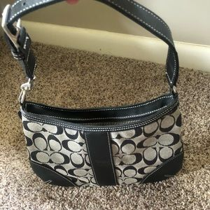 Coach Evening Bag